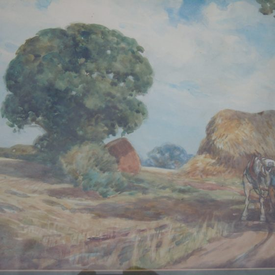 Ernest Hasseldine (1875-1944) - drawings, sketches, family photos etc