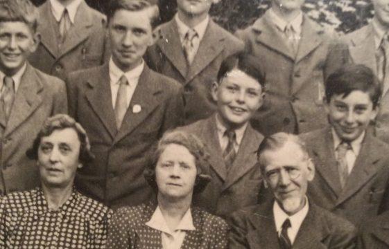 Moreton End School in Wartime
