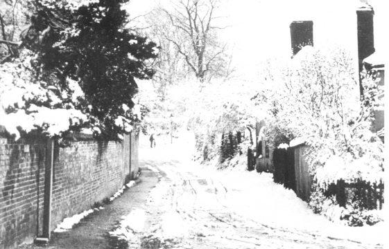 Sun Lane - before 1928