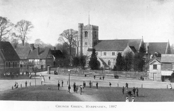 Church Green - 1880s to 1950s