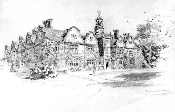 The Story of the Manor of Rothamsted