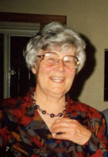 Margaret Holden, 1991 | Gavin Ross