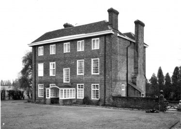 Hammonds End - c. 1975 | LHS archives, scan from RCHM photo