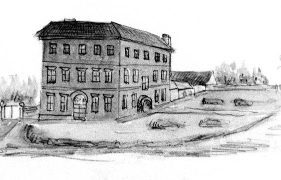 Francis Smith's Memories of Harpenden in 1907