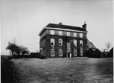 Hammonds End in c. 1927 | LHS archives - exEB