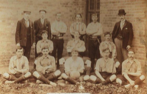 A brief history of Harpenden Town Football Club
