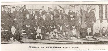 Rifle Clubs in Harpenden