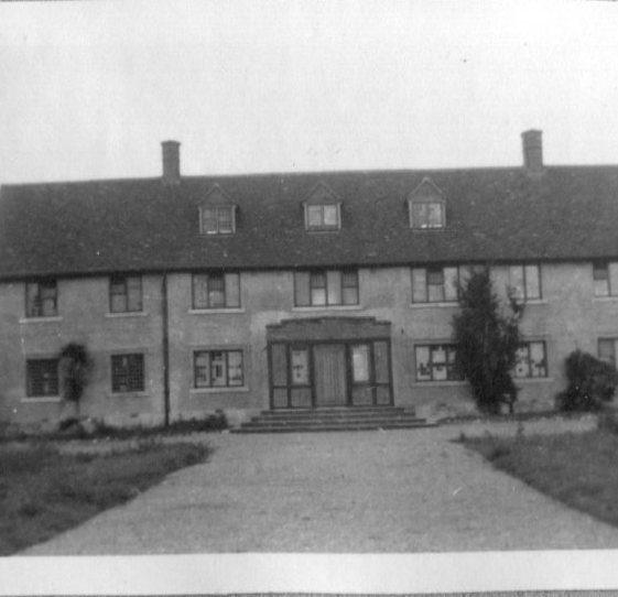 Lamer House, rebuilt 1951   LHS archives, Herring album BF 52.2 D