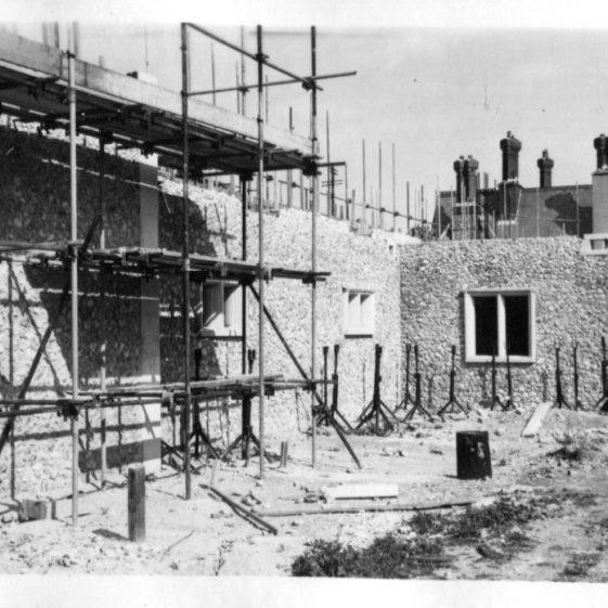 St John's Church, Eastbourne, 1955   LHS archives - Herring album BF 52.2 F