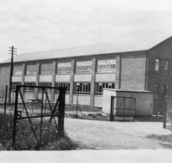 Murphy Chemicals, Wheathampstead, 1938   LHS archives - Herring album BF 52.2.B 1/2