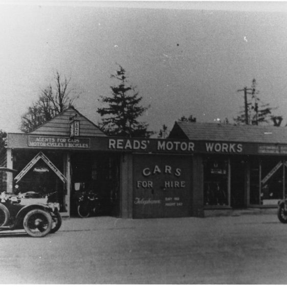 Reads' Motors