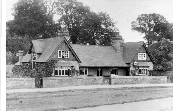 Harpenden Quaker Meeting House