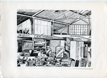Broadway Hall: The Covered Market