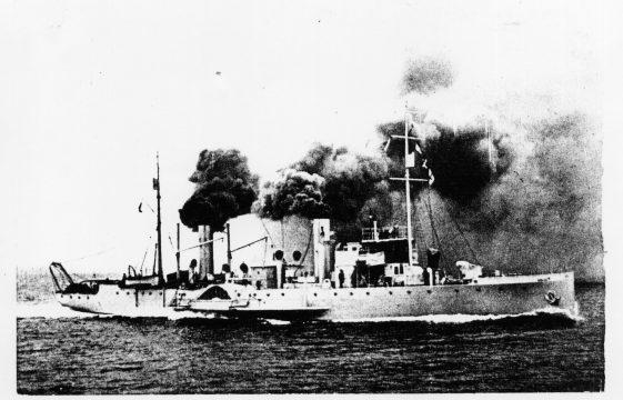 HMS Harpenden