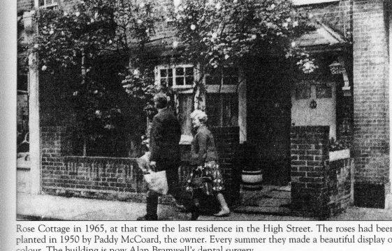 Rose Cottage,  High Street
