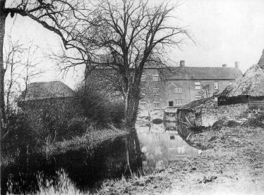 Rear View, Batford Mill | E Meadows