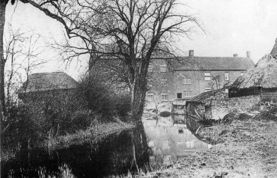 Water Mills Along the River Lea