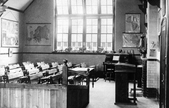 School Days in the 1930's