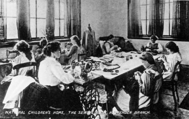 NCH Sewing Room