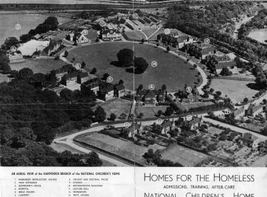 The Children's Home at Harpenden -  A report on progress 1915