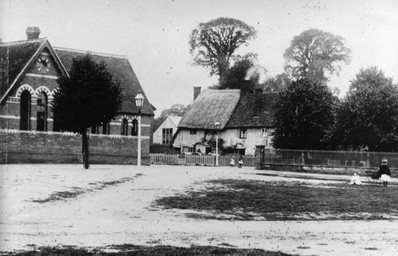 The Early History of St Nicholas Church of England Primary School