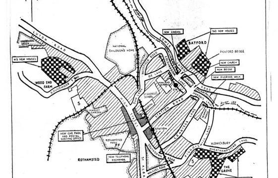 Development Plan for Harpenden 1952