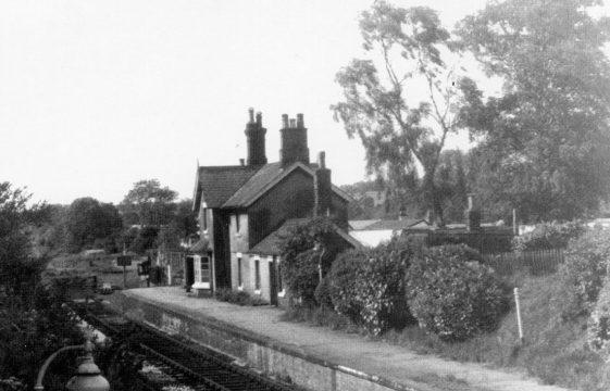 Harpenden's Railways