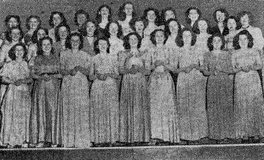 Harpenden Young Ladies Choir   Harpenden Free Press 3/6/1949