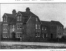 St Margarets Crossway | LHS archives - copy of cutting from The Herts Advertiser 20 November 1931