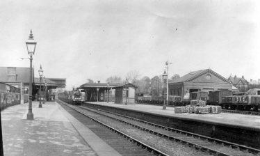 Harpenden LMS Station -