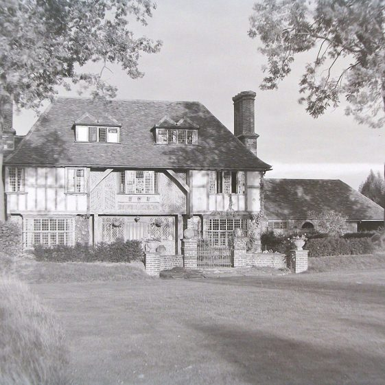 Greygates, East Common | Jim Jarvis - scanned from glass negative by J Marlow; JJ 044; JG 35