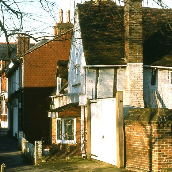 2 Southdown Road, January 1978   LHS archives - JJ 036
