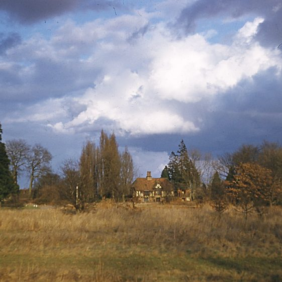 Harpenden from the 1950s to 1981