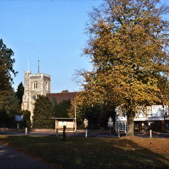Church Green, October 1978   LHS archives - JJ 088