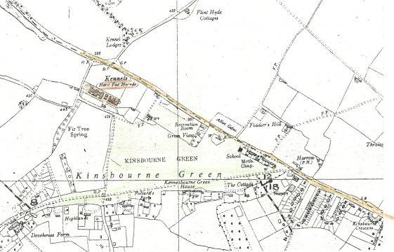 Kinsbourne Green