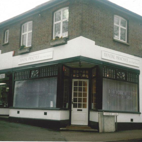 Dental surgery at 9 Leyton Road, 2003   LHS archives - Les Casey