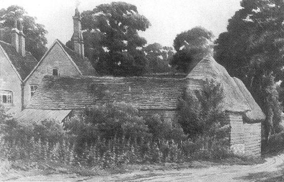 A School at Lower Top Street Farm