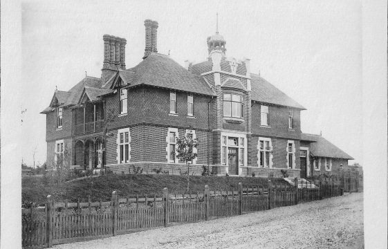 Akrill House - A Notable Building in Harpenden