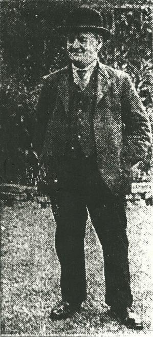 Mr Arthur Buck   copy of press cutting, LHS archives