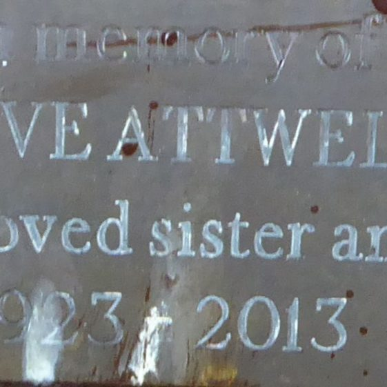 Olive Attwell - St John's Field
