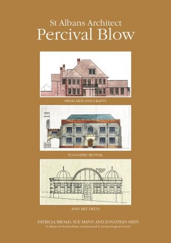 Percival Blow - architect in Harpenden & St Albans