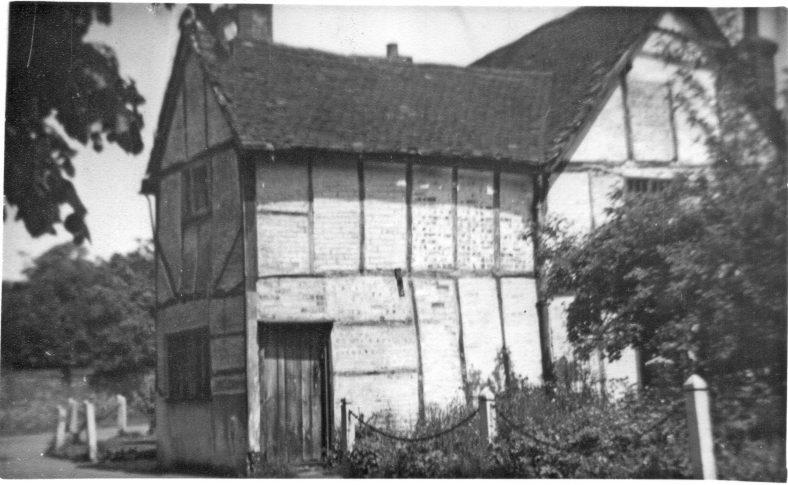 Harpenden House on corner of Sun Lane   Phyllis Marion Lewis
