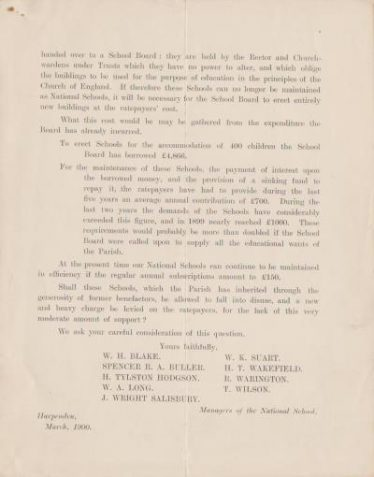 Document, page 2 | LHS archives