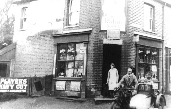 Bingham's Shop and Post Office