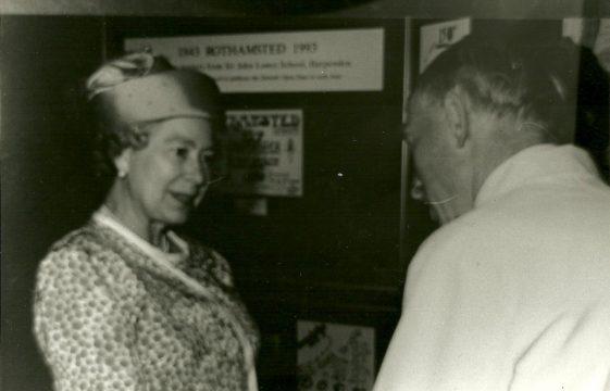 Royal Visits to Harpenden