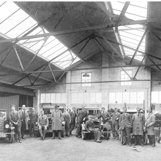 Read Motors works behind Bowers Parade | LHS archives - PC blue folder: 25