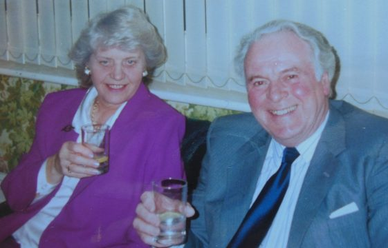 Ronald Arthur Staines - 1929 to 2017