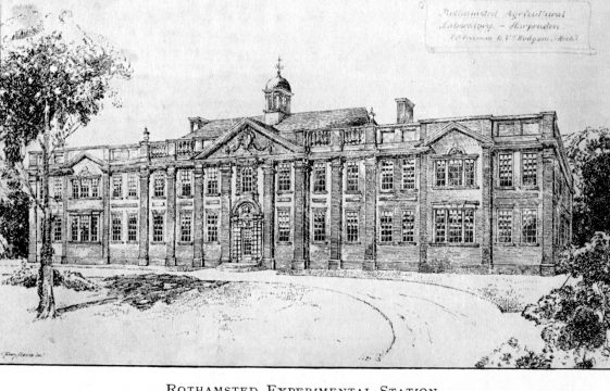 The Russell Building, Rothamsted