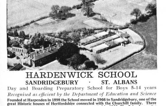 Hardenwick School at Sandridgebury