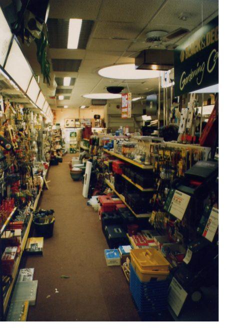 C&A - Gardens dept.   LHS archives, cat.no. 004771